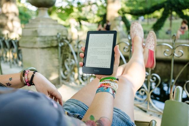 Nieuwe interface rolt uit naar Kindle e-readers